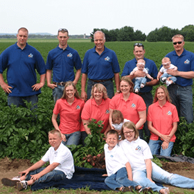 Grower Profile --- Larry Alsum